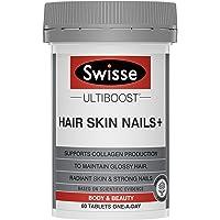 Swisse Ultiboost Hair Skin Nails 60 Tablets