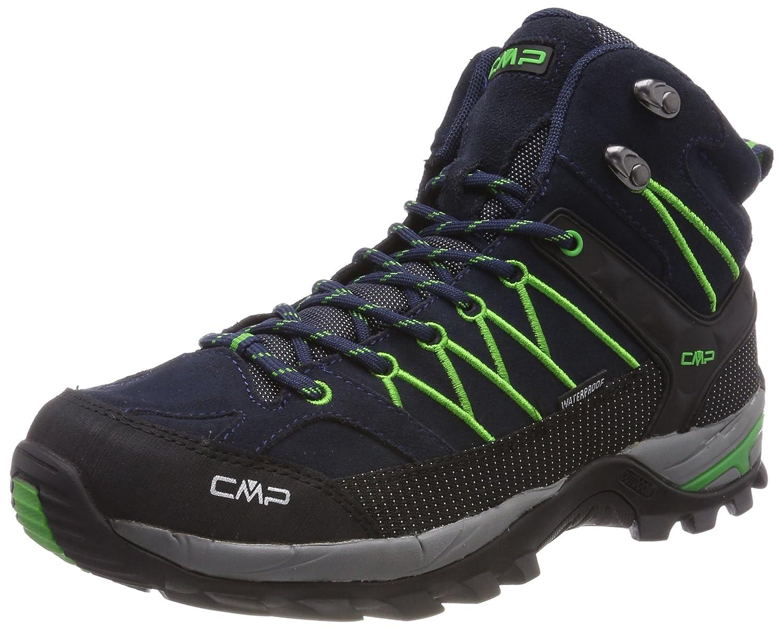 CMP Rigel, Zapatos de High Rise Senderismo para Hombre CMP Campagnolo 3Q12947