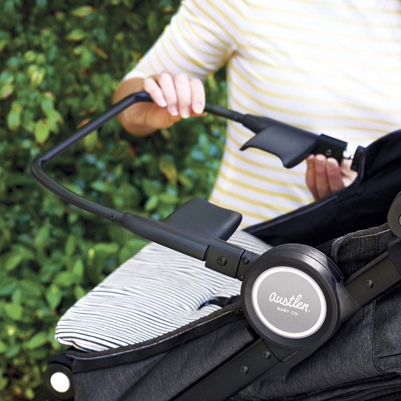 Amazon.com: austlen bebé Co. Entourage frontal adaptador de ...