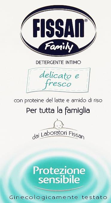2 opinioni per Fissan- Detergente intimo, Protezione sensibile- 200 ml
