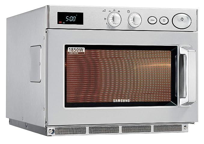 Samsung CM1919A - Calentador de alimentos para microondas ...