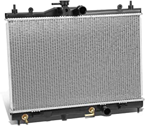 2981 OE Style Aluminum Core Cooling Radiator Replacement for Nissan Tiida Versa AT MT 07-11