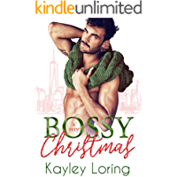 A Very Bossy Christmas book cover