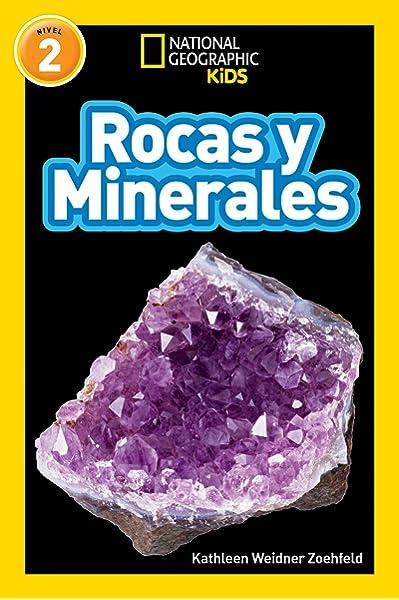 National Geographic Readers: Rocas Y Minerales (L2): Amazon.es: Zoehfeld, Kathleen Weidner: Libros