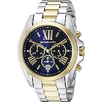 1235c411f001 Michael Kors Men s Bradshaw Two-Tone Watch MK5976