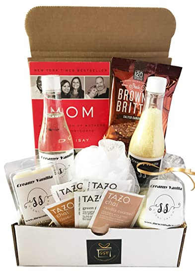 Mom Gift Ideas Unique Gifts For Mom On Mothers Day Includes Spa And Tea Products Make