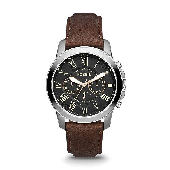 descuento especial de oficial estilo atractivo Fossil Reloj de Pulsera FS4813