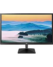 "LG 22MK400H Monitor, 21.5"", LED FULL HD (1920x1080), 1 ms, Radeon FreeSync 75 Hz, Multitasking, VGA, HDMI"
