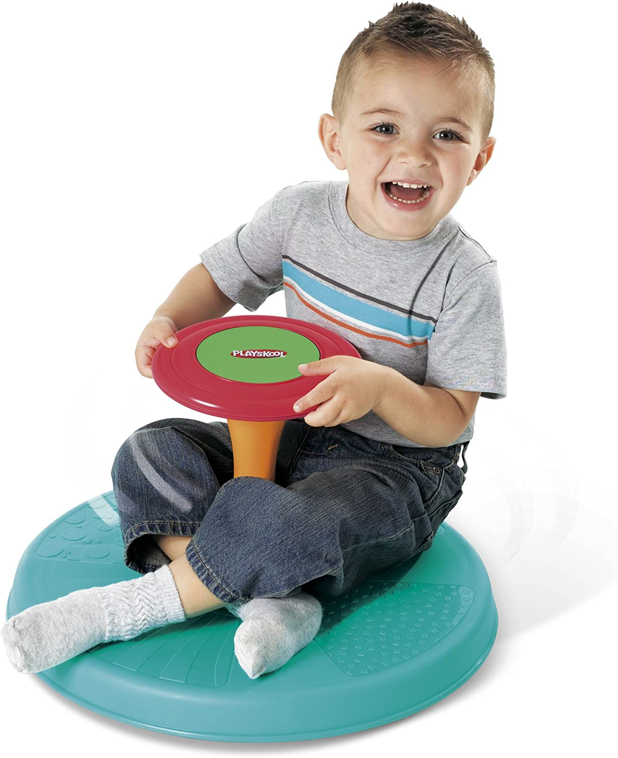 Playskool Sit ?n Spin Classic Spinning Activity Toy for Toddlers Ages Over 18...