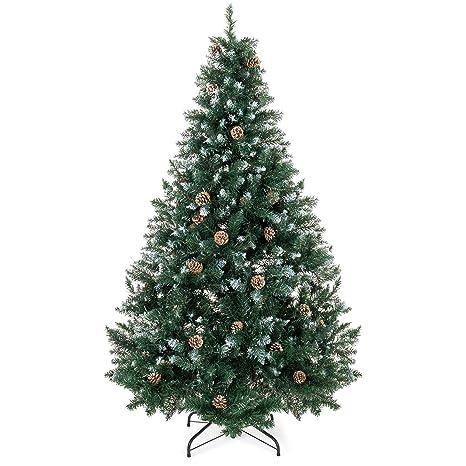 Amazon.com: Best Choice Products Árbol de Navidad artificial ...