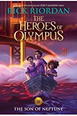 The Son of Neptune (The Heroes of Olympus Book 2) Kindle Edition