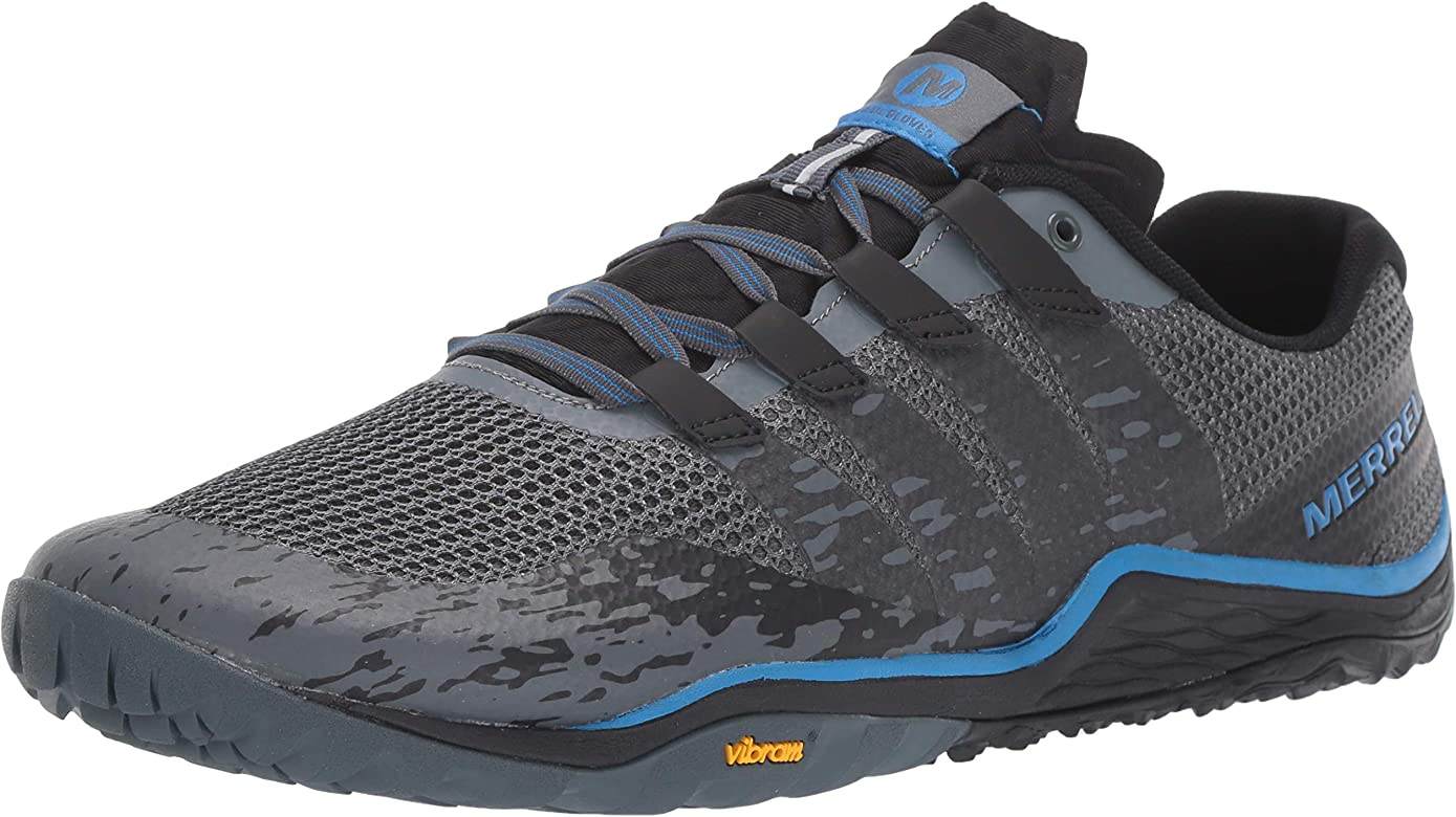 Merrell Trail Glove 5 – Zapatillas, Azul (Turbulence), 40 EU: Amazon.es: Zapatos y complementos