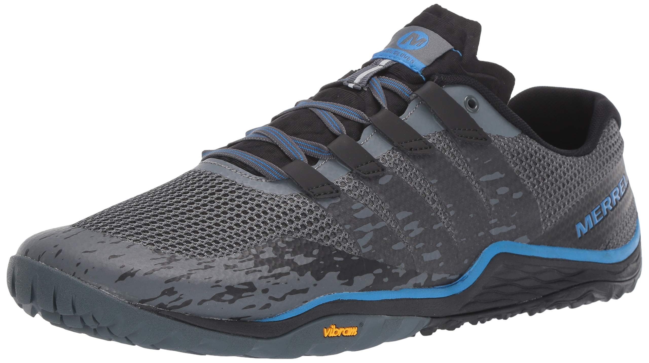 Merrell Men's Trail Glove 5 Sneaker, Turbulence, 07.0 M US