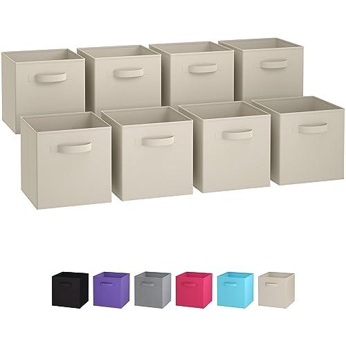 Storage Bins 11x11 Amazon Com