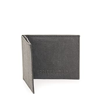 cef7f161e1fad FRITZVOLD Kleiner dünner Geldbeutel Herren mit erweitertem Münzfach und RFID -Schutz