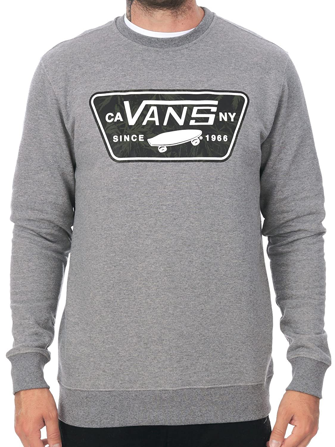 Vans Pullover Burkett Concrete Heather