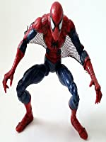 Marvel Legends Spider-Man review (McFarlane) series 12