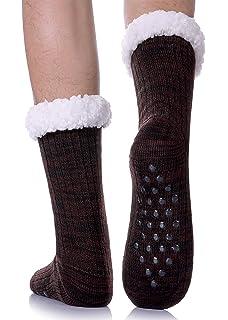 CHOWISH Kids Boys Girls Winter Wool Socks Super Soft Warm Thick Cotton Crew Socks 6 Pairs
