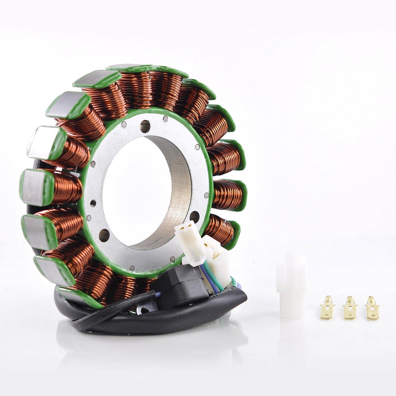 Generator Stator For Yamaha XVS 1100 V-Star Custom//Classic 1999-2003 XVS1100 OEM Repl.# 5EL-81410-00-00 5EL-81410-01-00