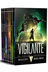 The Vigilante Chronicles Omnibus: Vigilante, Sentinel, Warden, Paladin, Justiciar, Defender, Protector Kindle Edition