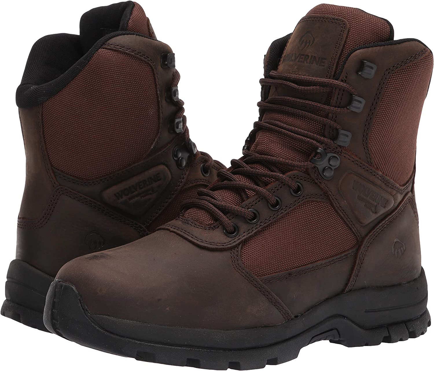 Wolverine Mens Manistee Construction Boot