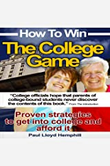 How to Win the College Game Audible Audiobook