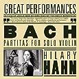 Bach Partitas for Solo Violin