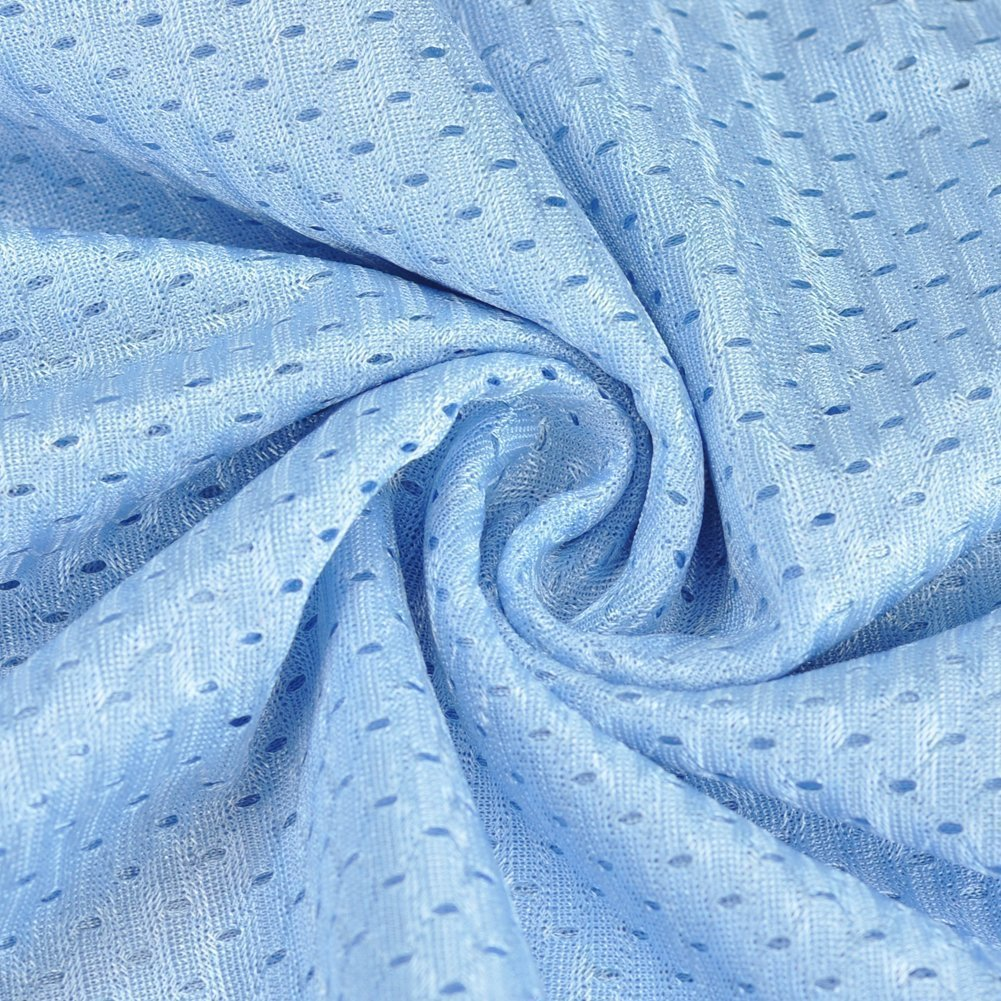 Light Blue GudeHome Baby Wrap Infant Ring Sling Pouch Newborn to Toddler Travel-Quick Dry Water Pool Beach Carrier