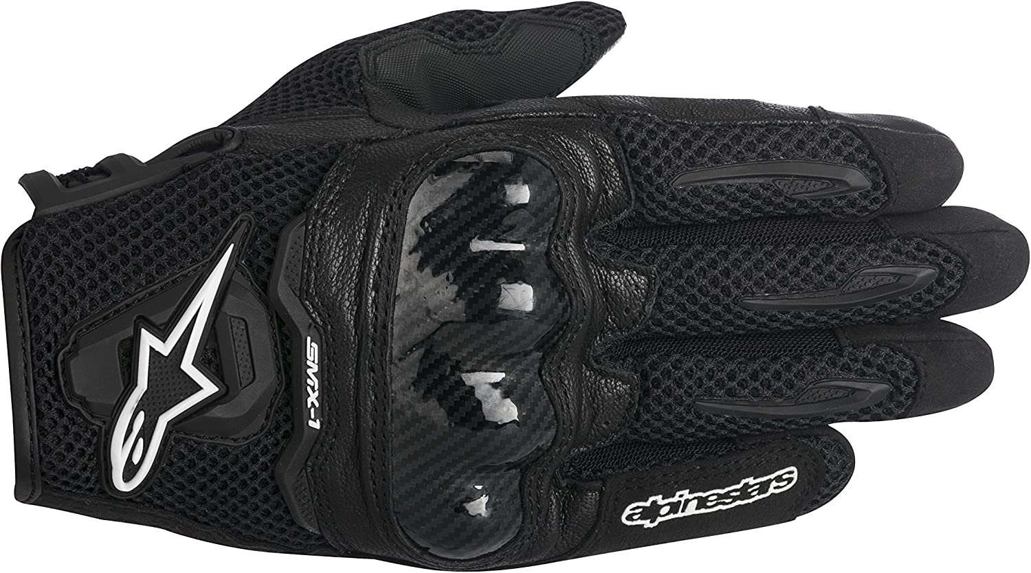 <strong>Alpinestars SMX-1 Air Street Motorcycle Gloves</strong>}