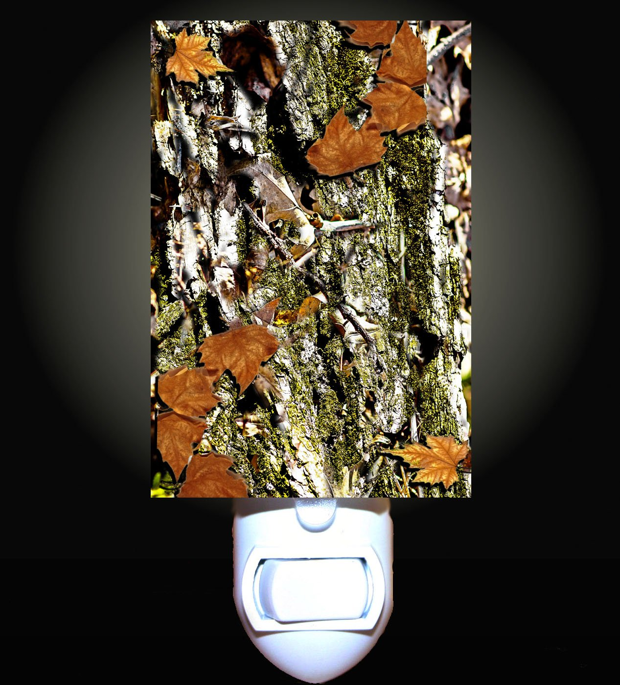 Mossy Oak Break Upパターン装飾夜ライト B001LAGEWQ