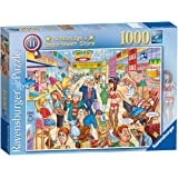 Ravensburger Best of British No.11 - The Department Store 1000pc Jigsaw Puzzle
