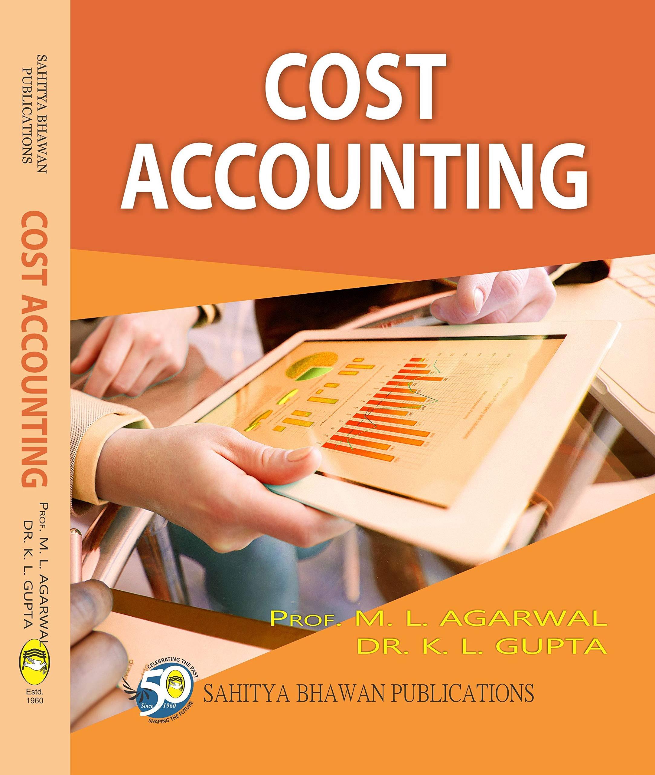 Cost Accounting For B.Com. Semester III of Kumaun University