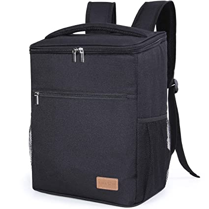 24fb793cccc6 Image Unavailable. Image not available for. Color  Lifewit Up to on  Insulated Soft Cooler Bag Backpack