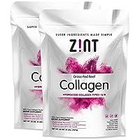 Collagen Powder Collagen Peptides (64 oz Bundle, 2 x 32 oz): Keto Certified, Paleo...