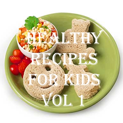 Healthy Recipes for Kids Cookbook Vol (Monster Cake Ideas)
