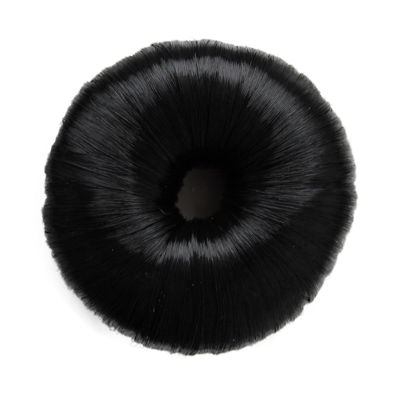 PRETTYSHOP Anneaux de noeud Noeud Rôle topknot Donut Bun Cheveux relevés coiffures postiche updo DK1