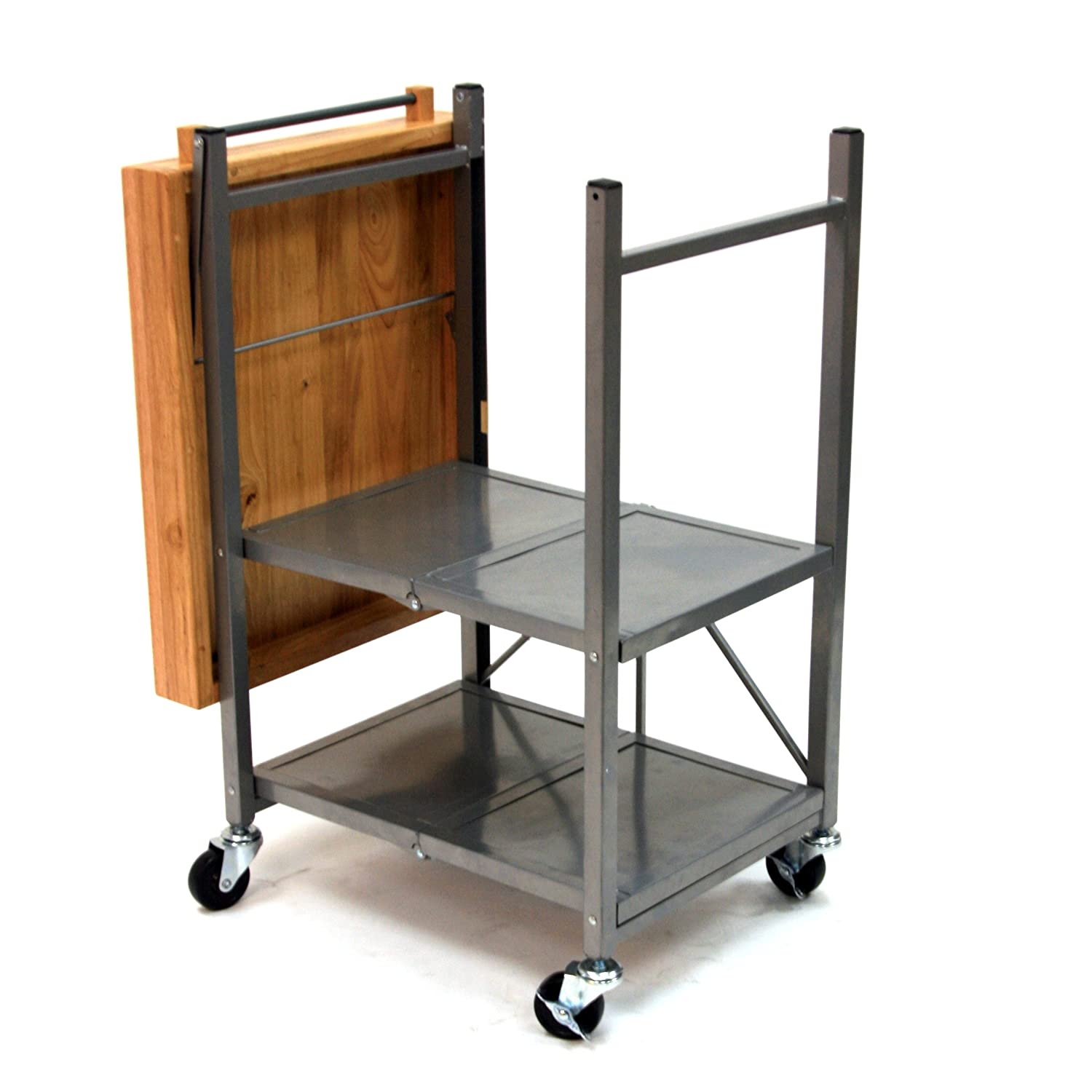 Origami RBT 02 Kitchen Cart Kitchen Storage Carts Amazon