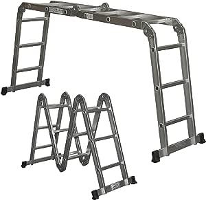 Multipurpose Ladder 12 steps, 3.6 meter