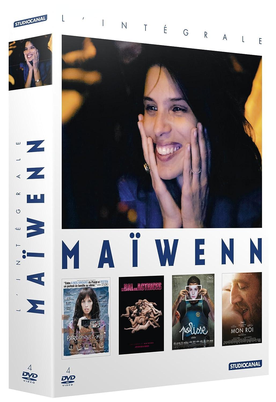 Maïwenn - L'intégrale : Mon Roi + Polisse + Le bal des actrices +  Pardonnez-moi: Amazon.fr: Vincent Cassel, Emmanuelle Bercot, Maïwenn Le  Besco, ...
