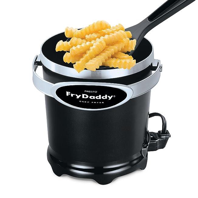 Presto 05420 FryDaddy Electric Home Deep Fryers
