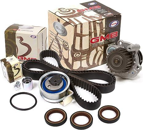 ECCPP TBK306AWPT Fits 01-06 Audi A4 Quattro Volkswagen Passat 1.8 TURBO DOHC AWM AMB Timing Belt Kit Water Pump