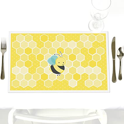 Amazon Com Honey Bee Party Table Decorations Baby Shower Or