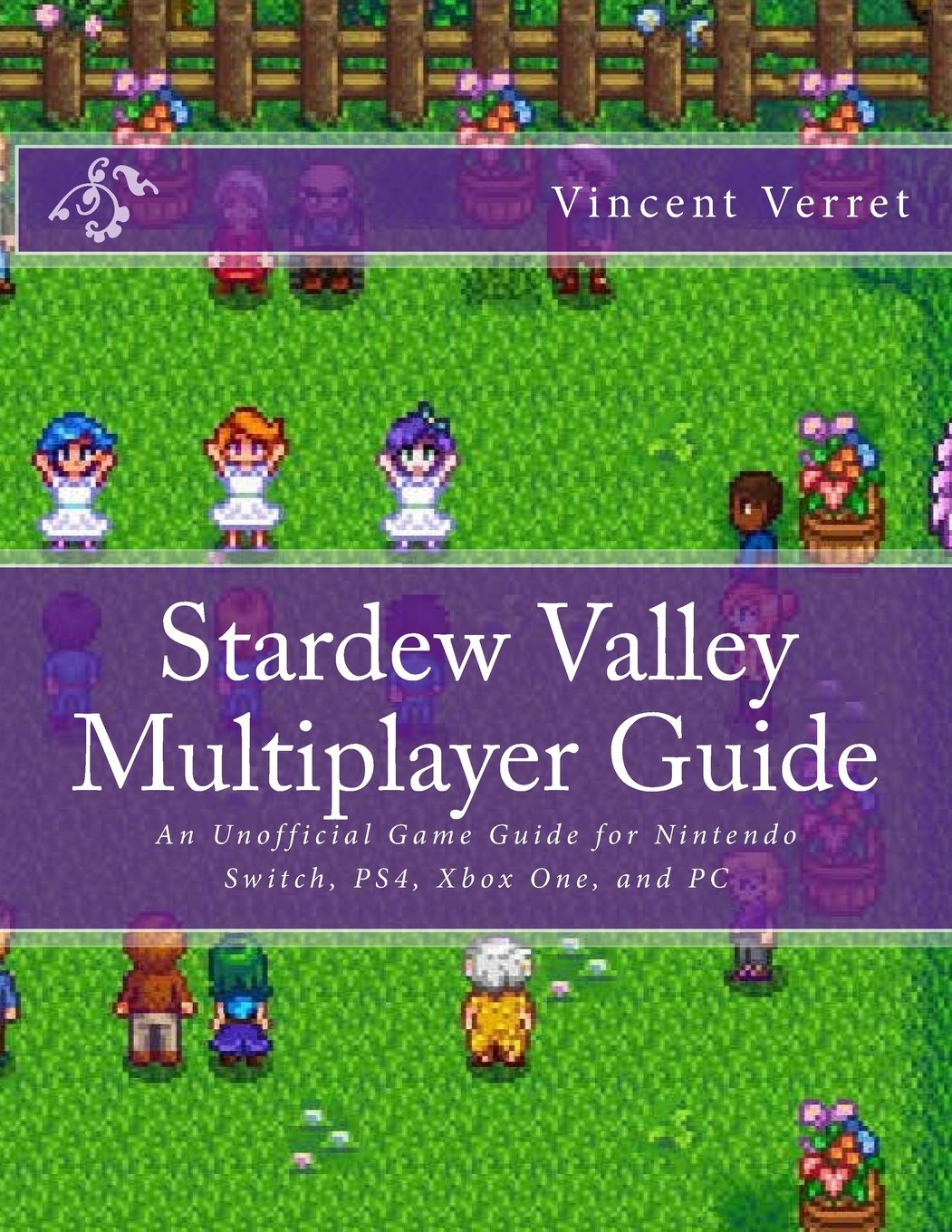Stardew Valley Multiplayer Guide: An Unofficial Game Guide