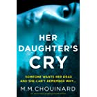 Her Daughter's Cry: An absolutely gripping crime thriller (Detective Jo Fournier Book 3)