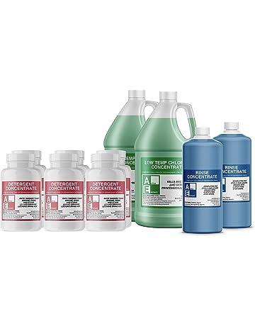 Shipper Value Pack (3-detergent, 2-chlorine, 2-rinse)