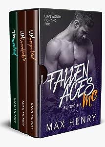 Fallen Aces MC: Books 1 - 3