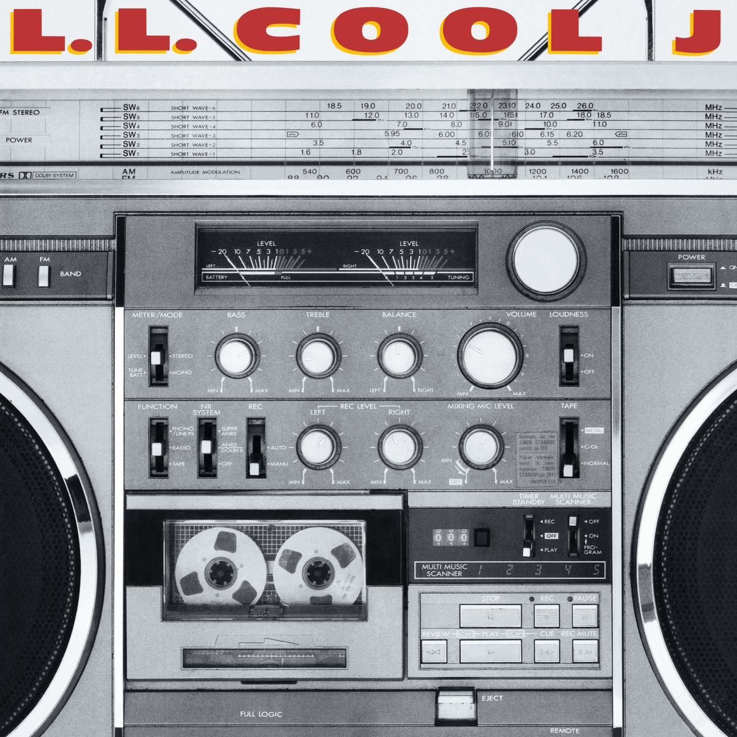 Ll Cool J Bigger And Deffer Back Cover
