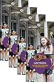 Girl Scout Samoas Cookies (4 Boxes - 30 oz.)