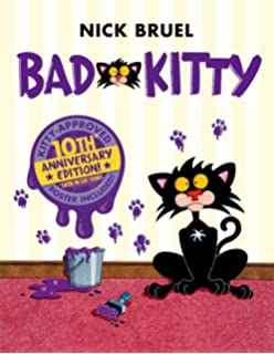 By Nick Bruel - Bad Kitty Christmas (8/14/11): Nick Bruel: Amazon ...