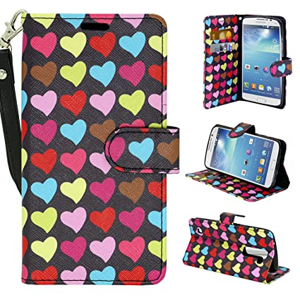Amazon.com: Motorola Moto G4/G4 Plus Wallet Case ...
